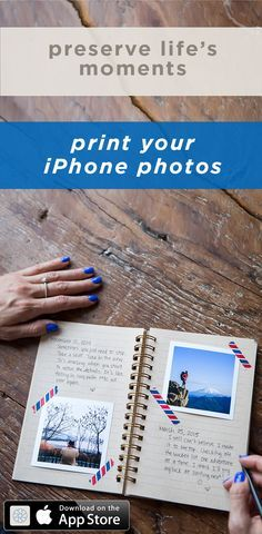 The perfect way to hold on to memories. Use the timeshel app to receive beautiful prints each month- straight from your iPhone to your door. Diy Foto, Foto Fun, Foto Memory, Photo Hacks, Craft Projects, Projects To Try, Vogue Kids, Album Photo, Making Ideas