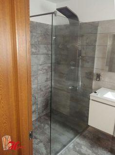 panou pentru dus, din sticla securizata, cu bara stabilizatoare Alcove, Bathtub, Bar, Bathroom, Design, Cabin, Standing Bath, Washroom, Bathtubs