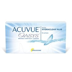 Acuvue Oasys Contact Lenses - Johnson   Johnson f07d396a88