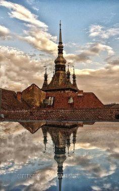 Romania Travel Inspiration - Sighisoara Romania
