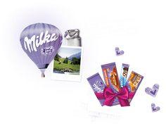 Bei Milka gibt es zur Zeit ein Gewinnspiel, bei dem man entweder eines von 1.111 Schokoladenpaketen oder eine Reise in den Nationalpark Hohe Tauern gewinnen