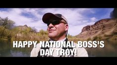 AXS - NATIONAL BOSS DAY Feat. Troy McClain