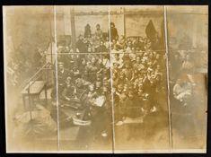 Children of Darkness | The title of this photo which has bee… | Flickr The Irish Potato Famine, Irish Famine, Grafton Street, Victorian Life, Museum Exhibition, Dublin, Ireland, Family History, Painting