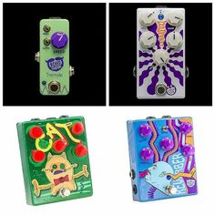 Repost @sovietguitareffects: Great news! We have four pedals for sale from our friends - Beard Custom Pedals. As we said earlier these guys are a part of our team they are great experts in terms of refurbishing our soviet pedals. They are a guitar pedal boutique based in Moscow since 2013. Now with great help from our foreign friends you can find a lot of info about Beard Custom on such web-pages like effectsdatabase.com and pedal-of-the-day.com. Special thanx for Bart Provoost! And the…