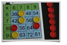This game is designed to offer children plenty of opportunities to practice those troublesome times tables; the 6x, 7x, 8x and 9x.