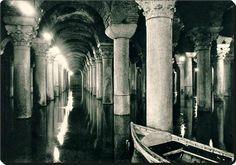 Yerebatan Sarnıcı - 1930'lar