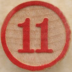 Bingo Number 11 | Flickr - Photo Sharing!
