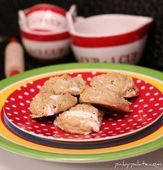 Fluffemutter cookies ,3 ingredients  Can we say easy !