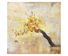 Tablou Gold Tree Moose Art, Artist, Painting, Animals, Trees, Animales, Animaux, Artists, Painting Art