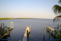 Berts Bar and Grill live webcam in Matlacha, Florida.