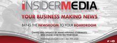 #InsiderMedia Your Business making news