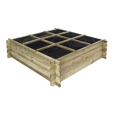fabriquer carr potager noisetier. Black Bedroom Furniture Sets. Home Design Ideas
