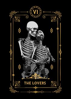 couch pillows 721350065304179040 - The Lovers VI Tarot Card Mini Art Print by GrandeDuc – Without Stand – x Source by makaranem Tarot Card Spreads, Tarot Cards, Tarot Card Art, Karten Tattoos, The Lovers Tarot Card, Arte Peculiar, Skeleton Art, Arte Obscura, Red Aesthetic