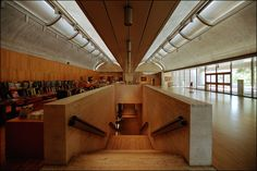 Kimbell Art Museum, Fort Worth, Texas, by Louis I. Kahn