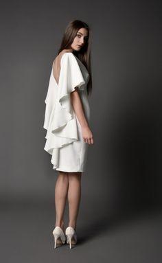 sukienka RAHRI     #RAHRI #SS2017 #classic dress #classic style #sukienka koktajlowa #elegancka sukienka #dekolt na plecach