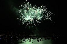 Team Brazil Fireworks by vandiary, via Flickr