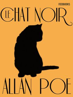 Le Chat noir de Edgar Allan Poe ! Télécharger en EPUB, aussi disponible pour Kindle et en PDF