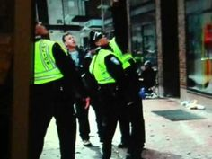 Boston Marathon Bombing - Classic Acting Bloopers/why are we being deceived?