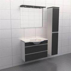 Källa Granitgrå med aluminiumgrepp från skånskabyggvaror.se