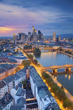 Frankfurt am Main. by rudi1976 check out more here https://cleaningexec.com