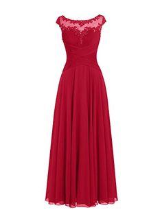 Dresstells® Long Chiffon Scoop Prom Dress with Appliq... https://www.amazon.co.uk/dp/B011I9ZW3Q/ref=cm_sw_r_pi_dp_cv2GxbDZDC9MQ