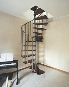 Two story spiral stairs google stairs for 2 story spiral staircase