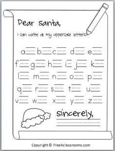 Send a Letter to Santa!