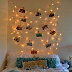 海外では定番!クリスマスライトを使ってお部屋を可愛くデコレーション♡ - NAVER まとめ