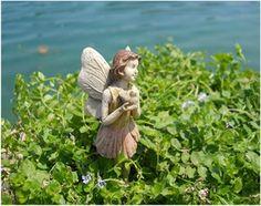 "Fairy ""ANNIE"" W/ PICK  2.5H x 1W"""