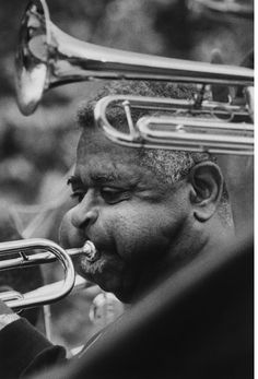 Dizzy Gillespie by Hugh Bell