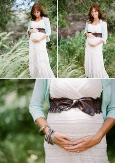 what to wear for maternity belly session. Great styling! Photography by Christin Olive Photography
