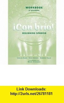 Con bro!, Workbook Beginning Spanish (Spanish Edition) (9780470194263) Maria C. Lucas Murillo, Laila M. Dawson , ISBN-10: 047019426X  , ISBN-13: 978-0470194263 ,  , tutorials , pdf , ebook , torrent , downloads , rapidshare , filesonic , hotfile , megaupload , fileserve
