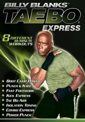I love this workout!  Lots of variety,high intensity and very fun.