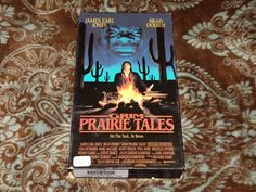 Grim Prairie Tales (VHS, 1990) Rare OOP Academy Horror/Brad Dourif! *NOT ON DVD*