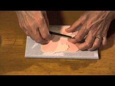 How to Make A Gumpaste Peony (Part 1) seasonifsweets on youtube-lots if fondant tutorials