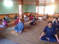 camp in rewadi with blessings of yoga guru baba Ramdev World Yoga Day, Baba Ramdev, International Yoga Day, Blessings, Basketball Court