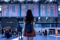 As a savvy traveler, I tend to fly with budget airlines. These airlines can be great money savers, but they are often smaller than large companies such as Delta and American. Places To Travel, Travel Destinations, Travel Tips, Travel Hacks, Travel Deals, Travel Checklist, Free Travel, Travel Advice, Travel Essentials