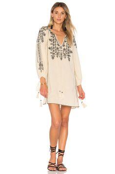 45b247202f Danika Embroidered Dress Vacation Dresses
