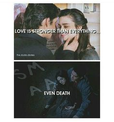 scott mccal, teen wolf, and allison argent image