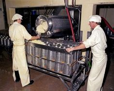 New Zealand Co-op/ Rennet Company Eltham. 1985