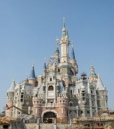 Shanghai Disney resort, the Enchanted Storybook Castle at Shanghai Disneyland is going to be the tallest, largest and most interactive castle at any Disney theme park. It will offer immersive attractions, dining, shopping and spectacular entertainment and will be the first castle in a Disney theme park that represents all the Disney princesses