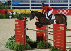 Olympic Horse Jumping (Equestrian)
