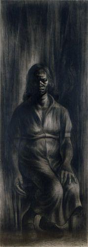 Charles Wilbert White - Let the Light Enter African American Artist, American Artists, African Art, Renaissance Artists, Harlem Renaissance, Art In The Age, Black Artwork, Black Artists, Art Institute Of Chicago