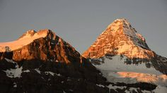 Mount Assiniboine - Hike From Sunshine Meadows To Lake Magog