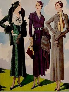The '30s were the best for style.