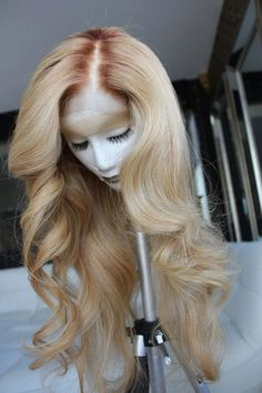 Blonde Wigs Lace Hair Brown Wigs Beauty Supply Wigs Best Toner For Orange Brassy Hair Salt And Pepper Wigs For African American Blonde Hair Extensions, Blonde Braids, Blonde Wig, Updo Tutorial, Beauty Supply Wigs, Pink Blonde Hair, White Blonde, Brassy Hair, Lace Front Wigs