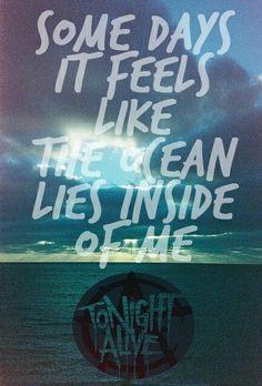 [ Tonight Alive lyrics ]