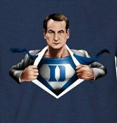 DUKE!!  COACH K!!