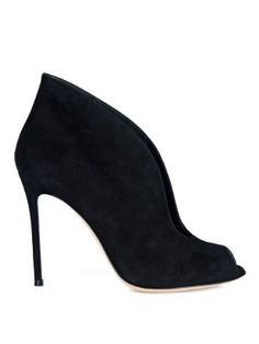 Vamp suede ankle boots | Gianvito Rossi | MATCHESFASHION.COM US