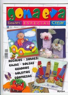 Especial Goma Eva Nº1 - Fofuchas wOrLd - Àlbums web de Picasa